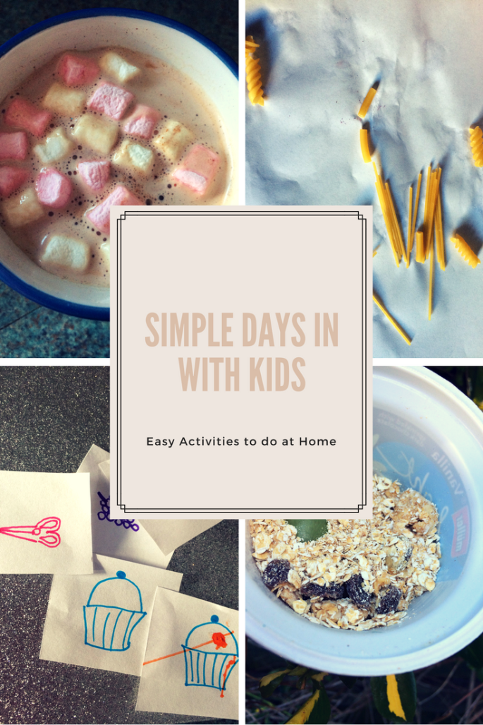 Activities for kids to do at home