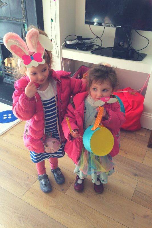 Ways to have a simple Easter party with kids